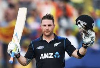 McCullum predicted the fate of India in the World Cup
