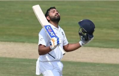 Rohit Sharma will score double century in WTC final! Former Pak captain predicts