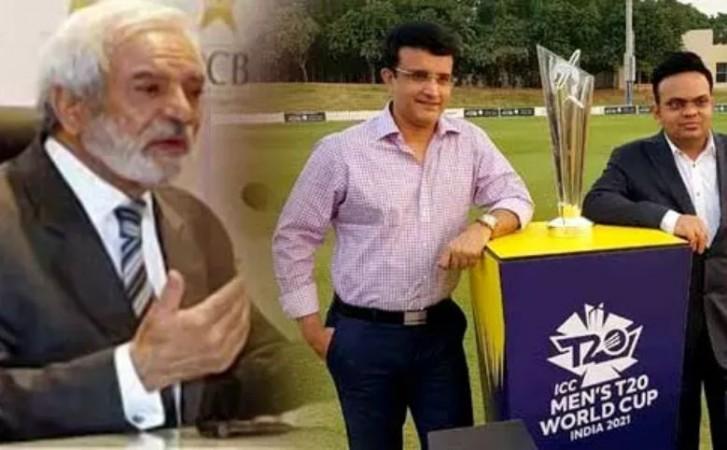 भारत में नहीं होगा T 20 वर्ल्ड कप, पाकिस्तान क्रिकेट बोर्ड का दावा