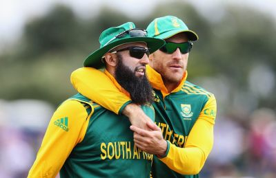 Before the battle against India, Captain Faf du Plessis gave a message to his team