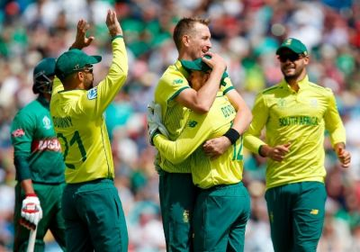 World Cup 2019: South. Africa to face India today