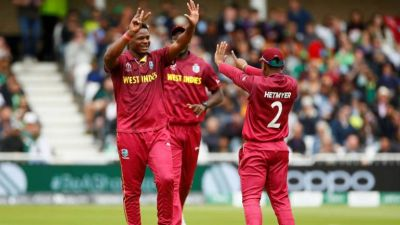 World Cup 2019: Today, West Indies to take on Australia