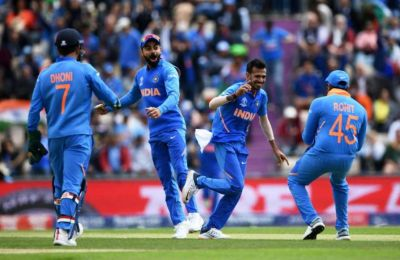 For these reasons, India had a resounding victory against Africa