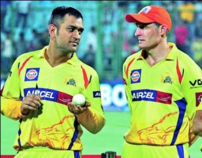 Check out what Michael Hussey said about M.S. Dhoni