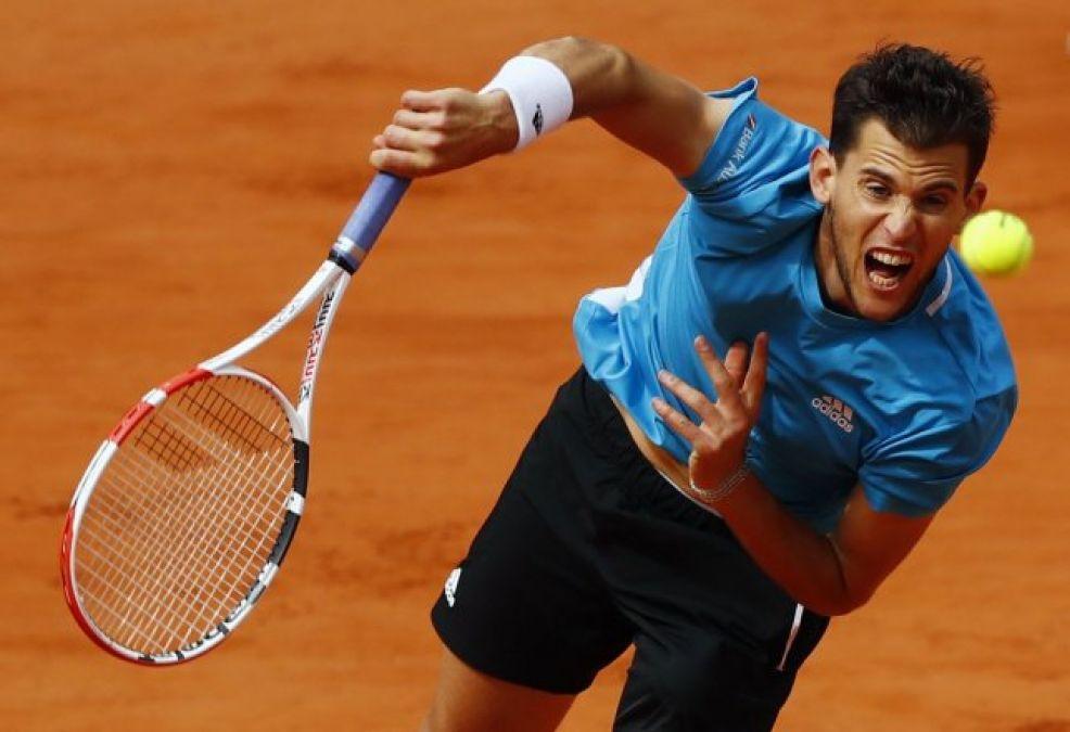 French Open: Austria's Dominic Thiem to enter final