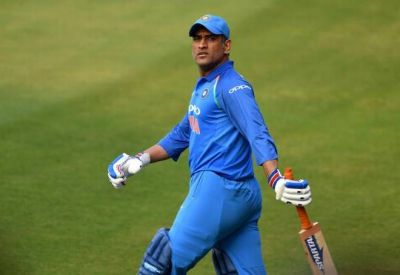 Dhoni achieved another milestone against Australia, made this record