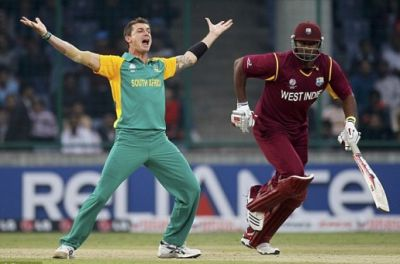 Rain cancels the competition between Africa and the West Indies!