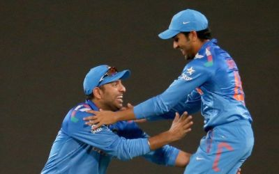 When Yuvraj retired, Rohit tweeted this!