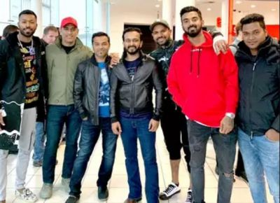 Indian team watched 'Bharat', here is how Salman reacted