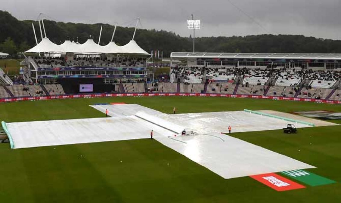 Rain may become an obstacle in India and New Zealand match today