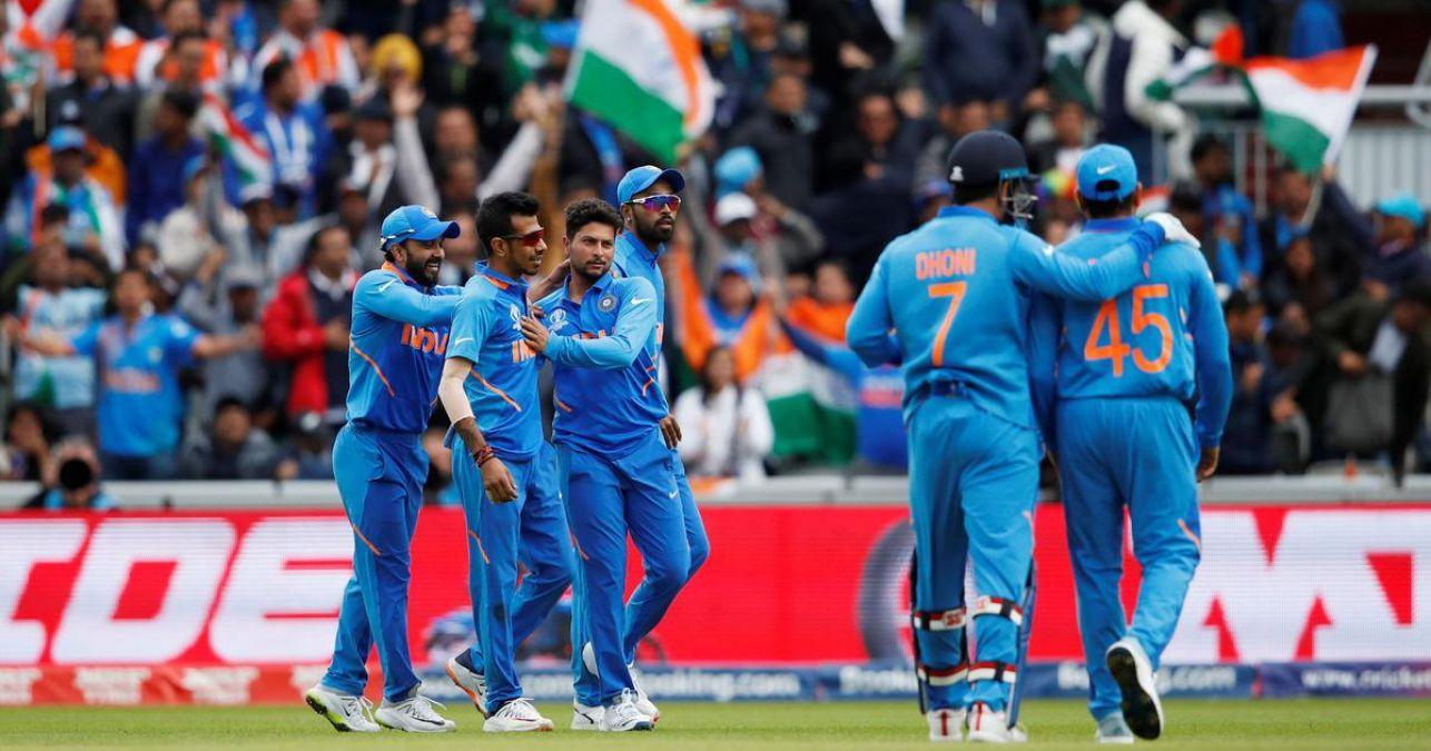 पाकिस्तान को हराकर भारत ने लगाई अंक तालिका में लंबी छलांग
