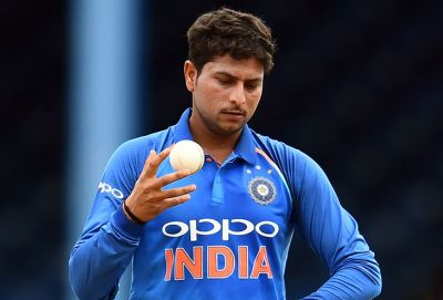 Kuldeep, who played a key role in India's victory, said this