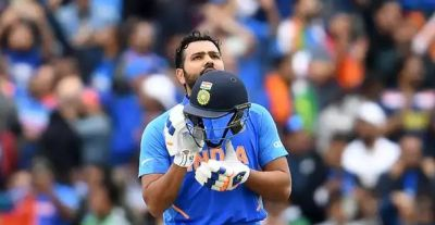 After hitting the century, Rohit Sharma reached the peak of the records