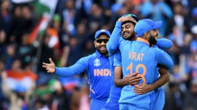 Vijay Shankar scored a brilliant record against Pakistan