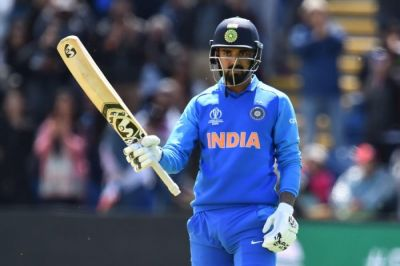 Rahul scored himself for playing brilliant innings against Pak