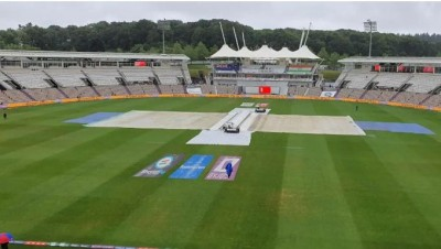 WTC Final: Cricket fans suffer major setback, first day of mega-match rain-washed