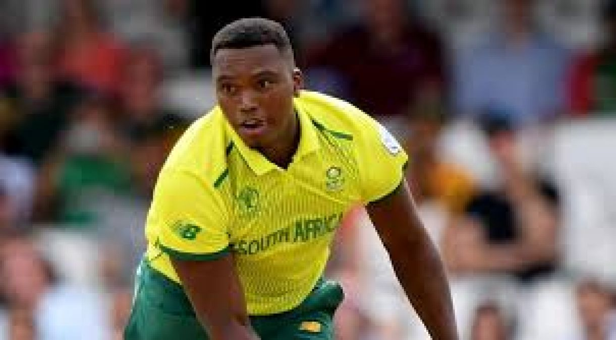 Lungi Ngidi's return to fitness a timely boost for S. Africa