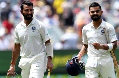 WTC Final: IND 69/2 at lunch, Kohli joins Pujara in Southampton