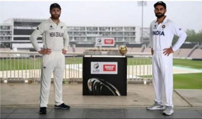 WTC Final: New Zealand won toss, decided to bowl first