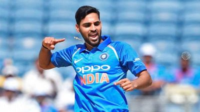 Physiotherapists looking after Bhuvneshwar Kumar: Shankar Basu