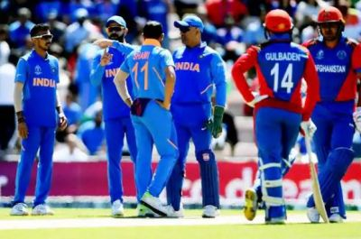 WC 2019:  India win the choke and pressure battle against Afghanistan,Shami's hat-trick saved match