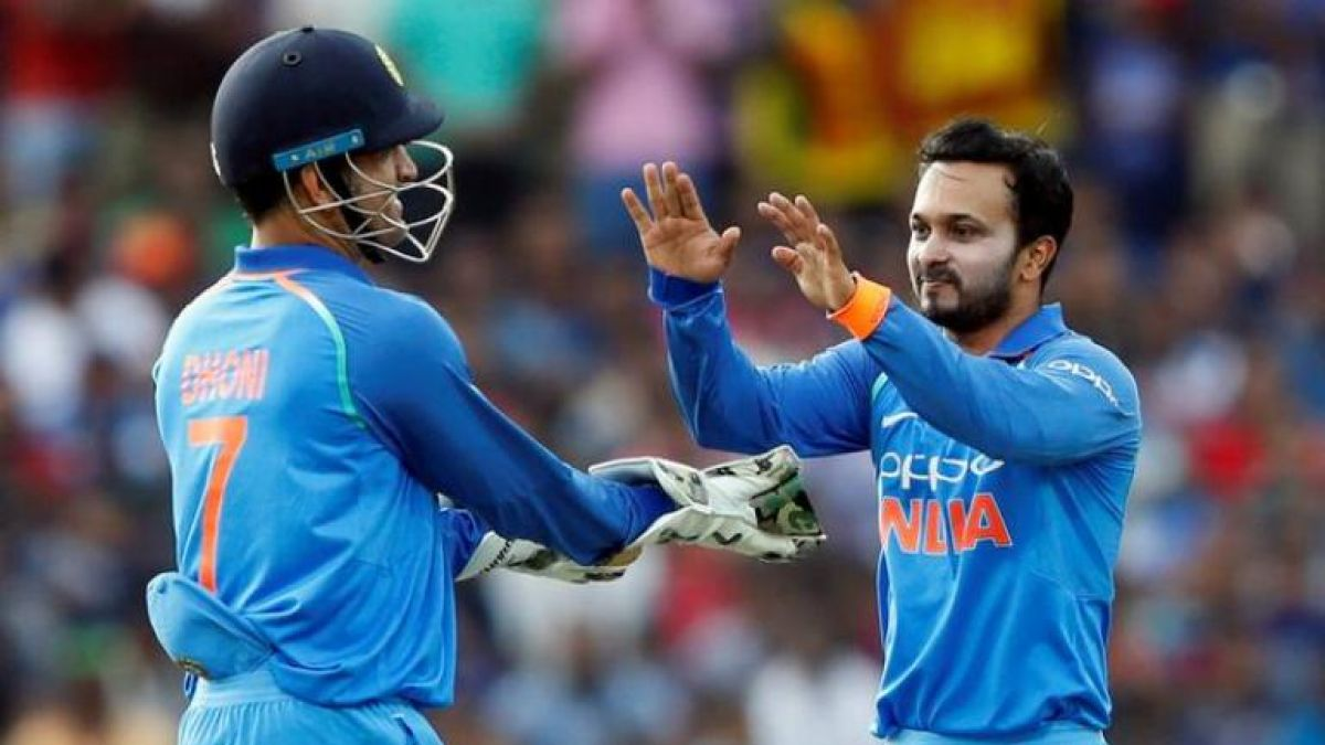 The Indian team survived the embarrassment of defeat from this team