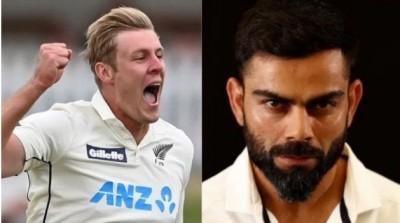 WTC final: New Zealand website insults skipper Virat Kohli after Team India's loss