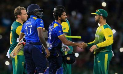 WC 2019:Sri Lanka to clash with South Africa today, crucial for both to win the match