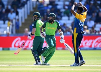 WC 2019: Africa's victory over Sri Lanka, With with 9 wickets
