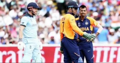 Ind Vs Eng :धोनी की ये चूक टीम इंडिया को पड़ी भारी, हाथ से फिसल सकता है मैच