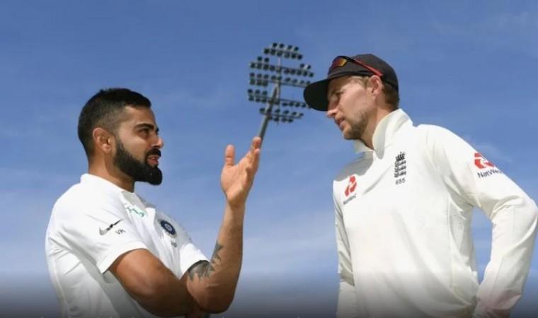 Ind Vs Eng: अंतिम टेस्ट में इंग्लैंड ने टॉस जीतकर चुनी बल्लेबाज़ी, टीम इंडिया से बुमराह बाहर