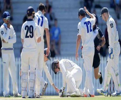 वीडियो: फिर इस गेंदबाज ने दिलाई ह्यूज की याद, बल्लेबाज को ले जाना पड़ा बाहर