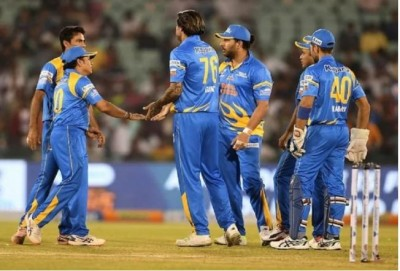 Road Safety Series: Indian team secured place on finals by defeating West Indies