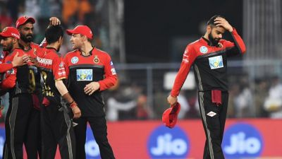 IPL 2019 : महामुकाबले में सात विकेट से हारा बेंगलुरु