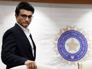 Sourabh Ganguly participates in ICC meeting through video conferencing