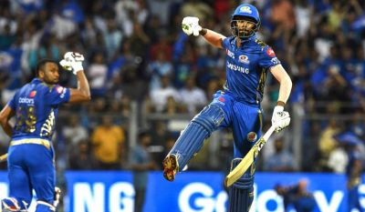 IPL 2019: सुपर ओवर में हुआ रोमांचक मुकाबले का फैसला, प्ले ऑफ में पहुंची MI