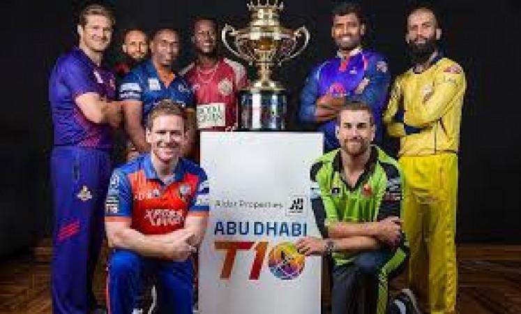 Abu Dhabi T10 league: इस माह से हो सकती है शानदार शुरुआत