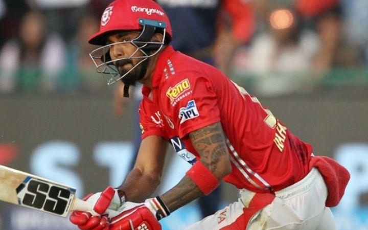 IPL 2018 LIVE : पंजाब ने खोए 4 विकेट, राहुल ने संभाला मोर्चा...