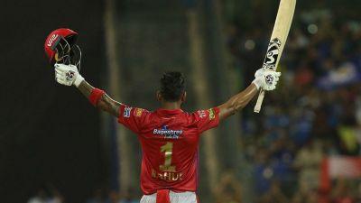 लीग के अंतिम मुकाबले में केएल राहुल ने लगाई रिकॉर्ड्स की झड़ी