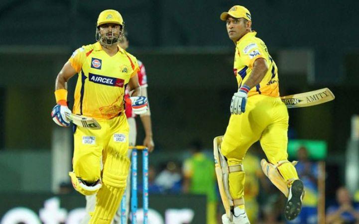 IPL 2018 LIVE : CSK ने RR को दिया 177 रनों का लक्ष्य
