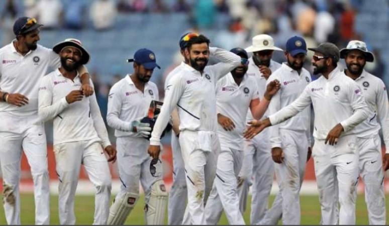 ICC टेस्ट रैंकिंग में टीम इंडिया का जलवा कायम, ऑस्ट्रेलिया चौथे स्थान पर खिसका