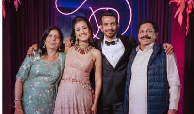Yuzvendra Chahal's parents fighting corona, shared emotional post