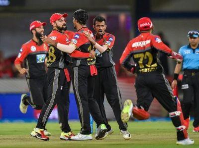 IPL 2018 LIVE : रोमांचक मैच में जीत के साथ बैंगलोर ने ज़िंदा रखीं प्ले ऑफ की उम्मीदें