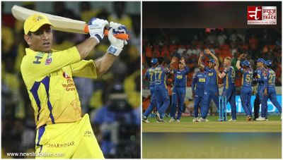 वीडियो : धोनी के छक्का जड़ते ही झूम उठे राजस्थान के खिलाड़ी, जानिए क्या है कारण ?