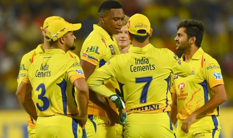IPL 2018 Qualifier 1- चेन्नई ने टॉस जीतकर किया गेंदबाजी का फैसला