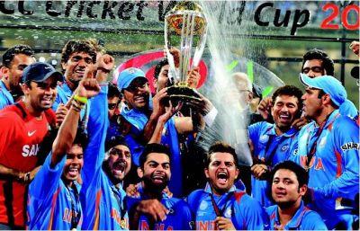 तो धोनी नहीं सचिन ने जिताया था भारत को वर्ल्ड कप, सहवाग ने खोला बड़ा राज !
