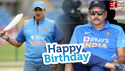 Ravi Shastri was in a relationship with Saif Ali Khan's wife but couldn't get married