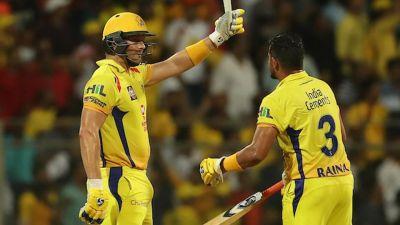 IPL 2018 FINAL LIVE: वाटसन के तूफ़ान में उड़े हैदराबाद के गेंदबाज