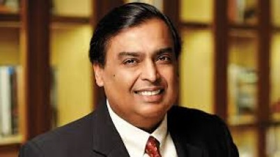 Mukesh Ambani's name included in Forbes' highest ranking rich