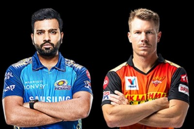IPL 2020: Sunrisers Hyderabad will compete with Mumbai Indians today